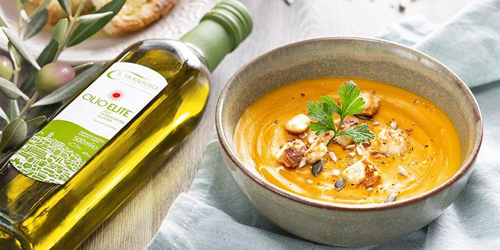 5 motivi per utilizzare l'olio di oliva Trevi nella tua cucina